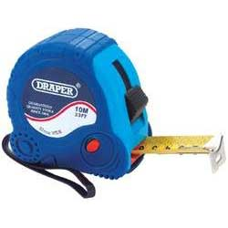 Draper 10m/33ft X 32mm Measuring Tape