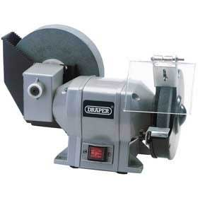 Draper 230V 250W Wet and Dry Bench Grinder