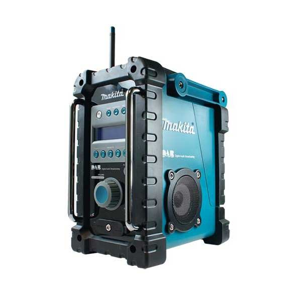 Makita BMR101 - Job Site DAB Radio - Blue
