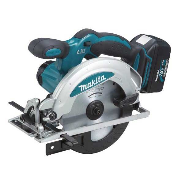 Makita BSS610RFE - CIRCULAR SAW 18V 165MM LXT