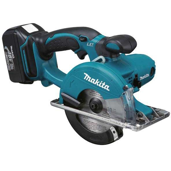 Makita BCS550RFE  - 18V 136MM LXT METAL SAW