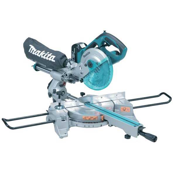 Makita BLS713RFE  - 18V Slide Compound Mitre Saw