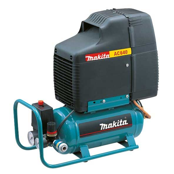 Makita AC640/2  1.5HP AIR COMPRESSOR (240V)