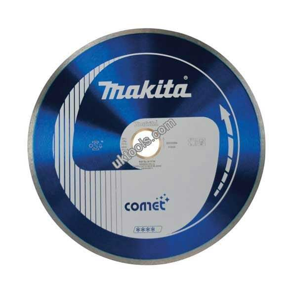 Makita COMET 200mm Diamond Blade Continuous Rim 5mm  B-13122
