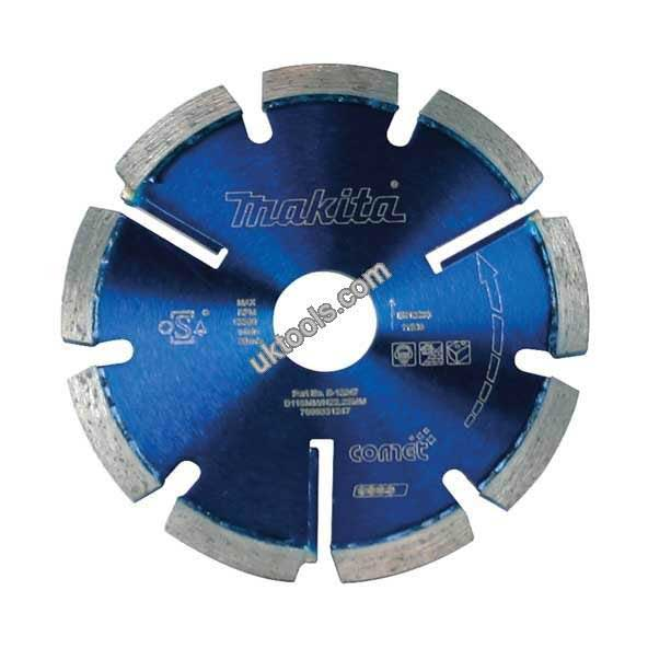 Makita COMET 125mm Diamond Blade Tuck Point Mortar Chase 6.5mm  B-13253