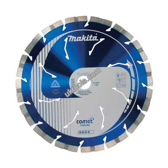 Makita COMET 350mm Diamond Blade 10mm segment Rapide  B-13552