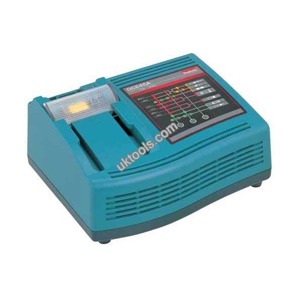 Makita DC24SC Battery Charger for DC24SC 24v Intelligent Charger Ni-Cad/MH/Li-ion
