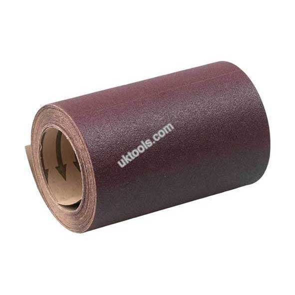 Makita P-38211 SANDING ROLL 120mm x 50m 80 Grit