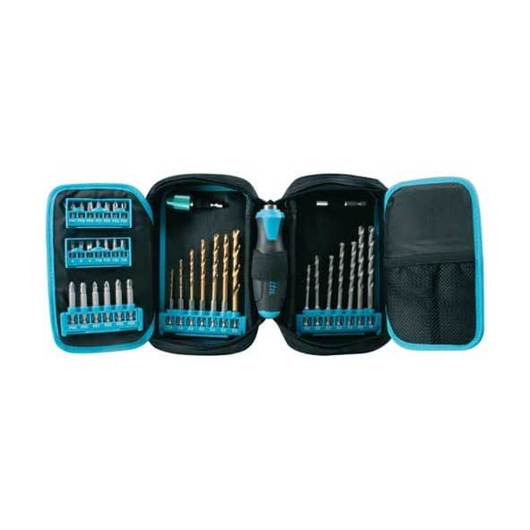 Makita P-90009 37pc Drill and bit pouch