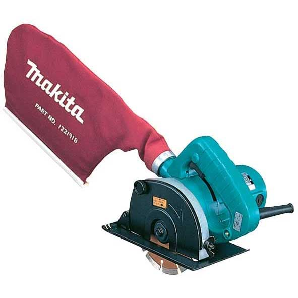 Makita 4105KB/1 - DUSTLESS CUTTER  110V 125mm