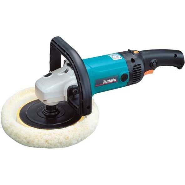 Makita 9237CB/2 - POLISHER 180MM 240V