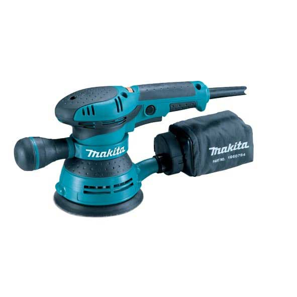 Makita BO5041/2 - ORBIT SANDER 5'' 240V