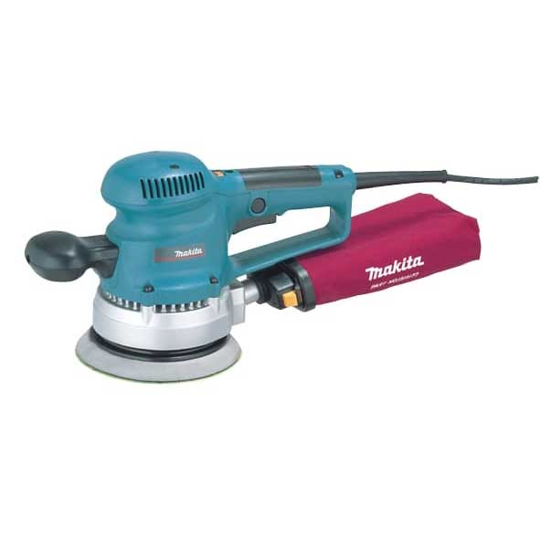 Makita BO6030/2 - RANDOM ORBIT SANDER 150MM 240V