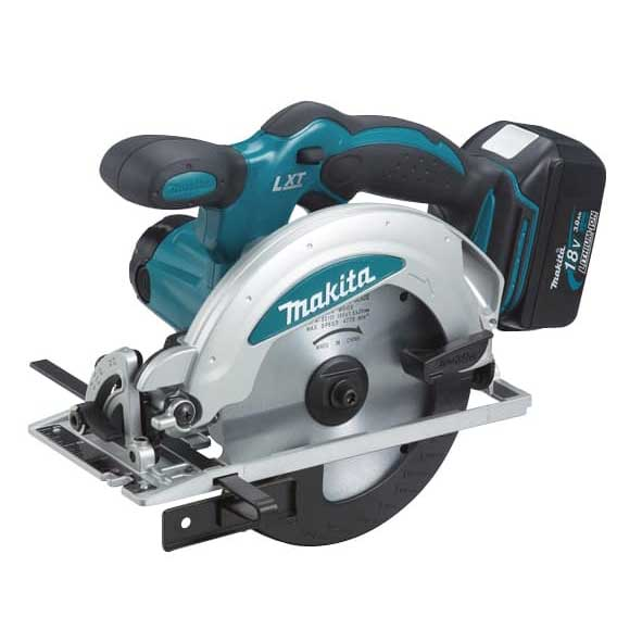 Makita BSS610RFE3 - CIRCULAR SAW 18V 165MM