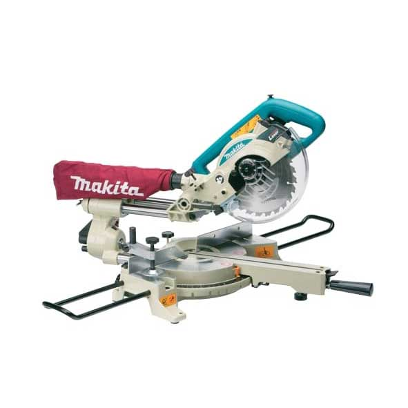Makita LS0714L/1 - SLIDE COMPOUND SAW 110V 190MM WITH LASER