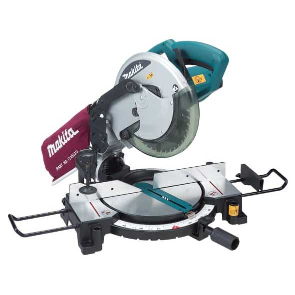 Makita MLS100/1 - MITRE SAW 260mm  110V