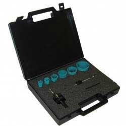 Eclipse EE30-K Electricians Holesaw Kit
