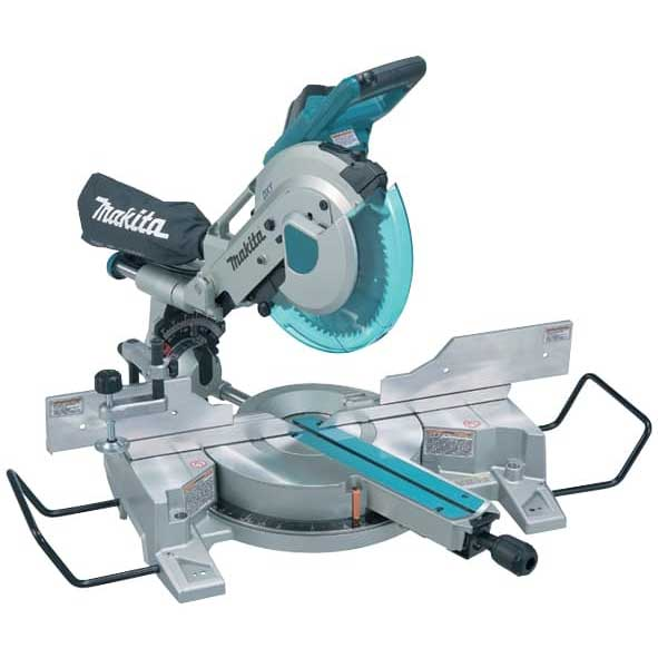Makita LS1016LX3/1 - MITRE SAW 255MM 110V LASER & TABLE
