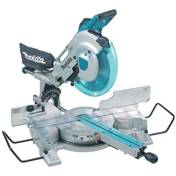 Makita LS1216LX2/1 - MITRE SAW 305MM 110V LASER & TABLE