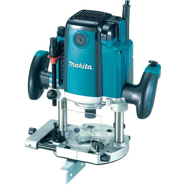 Makita RP1801XK/2 - 1/2'' PLUNGE ROUTER PLUS CASE 240V