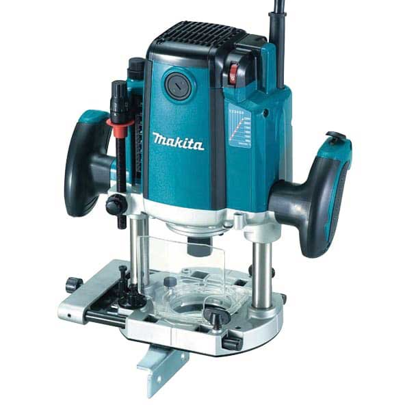 Makita RP2301FCXK/1 - 1/2'' PLUNGE ROUTER PLUS CASE 110V
