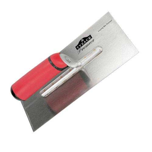Tyzack Plasterers Laying On Trowel 10.5''x 4.5/8'' - Soft Feel Handle