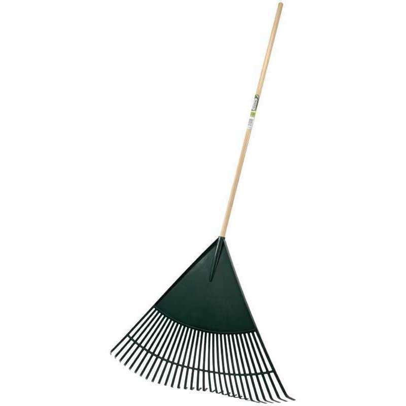 Draper 700mm Head Extra Wide Plastic Leaf Rake