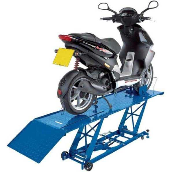 Draper 360Kg Hydraulic Motorcycle Lift