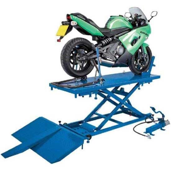 Draper 680Kg Pneumatic/Hydraulic Motorcycle/Atv.Small Garden Machinery Lift