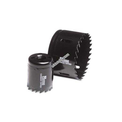 AT27 MORSE Carbide Tipped HOLESAW 43MM (1 11/16'')