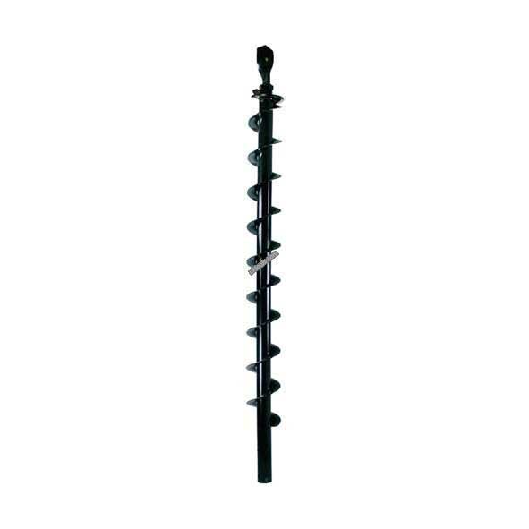 Makita P-49161 - 4'' (100mm) EARTH AUGER for BBA520 Hole Borer