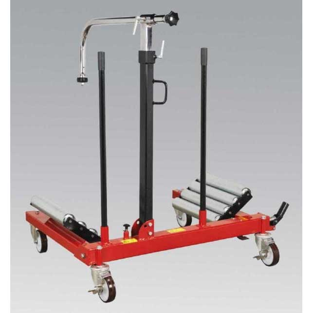 Wheel Removal Trolley 1200kg Capacity