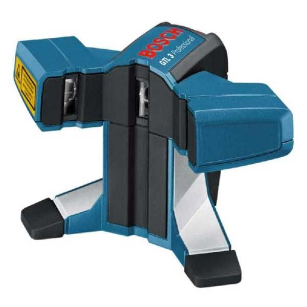 Bosch GTL 3  Tile Laser,  3 lines, max 20m with target included