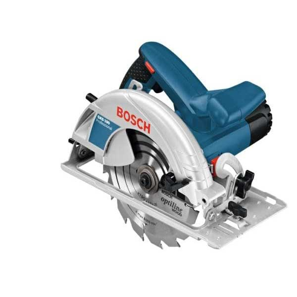 Bosch GKS 190 110V Circular Saw supplied in a carry case