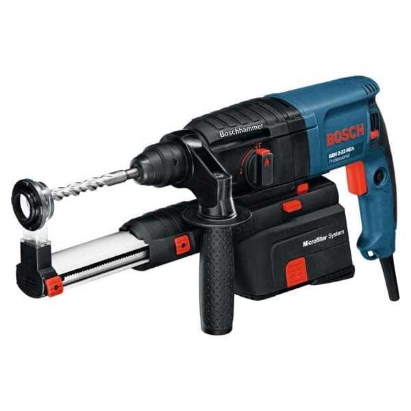 Bosch GBH 2-23REA 240V 2 Kg Hammer with built in Dust Extraction