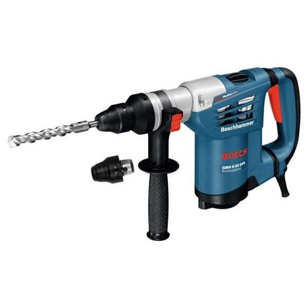 Bosch GBH 4-32DFR 240V 4kg SDS+ Hammer complete with QC chuck