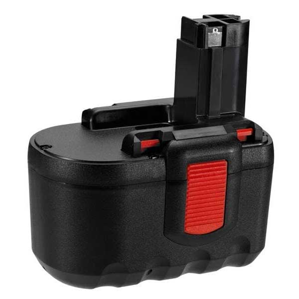 Bosch 2607335538 24 V pod style battery pack 1.5Ah NiCd