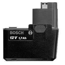 Bosch 2607335250 12 V flat-shape battery pack 2.6Ah NiMH