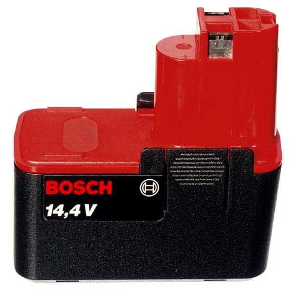 Bosch 2607335252 14.4 V flat-shape battery pack 2.6Ah NiMH