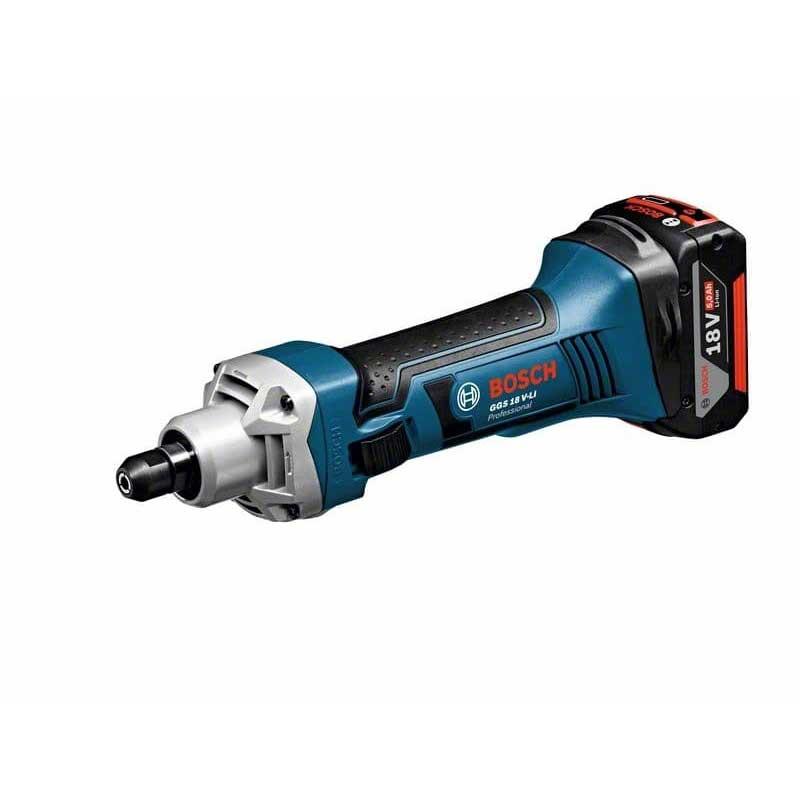 BOSCH Cordless straight grinder GGS 18V - LI (Body Only)