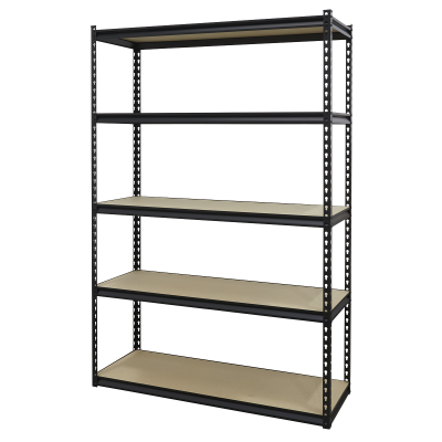 Sealey AP1200R - Racking Unit with 5 Shelves 220kg Capacity Per Level