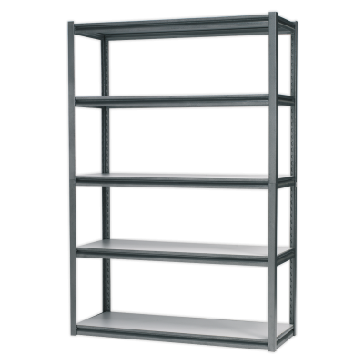 Sealey AP6548 - Racking Unit with 5 Shelves 600kg Capacity Per Level