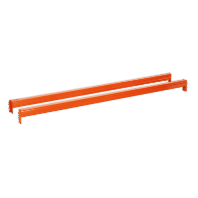 Sealey APRT2251 - Pair Cross Beams Tube 2250mm 1000kg Capacity