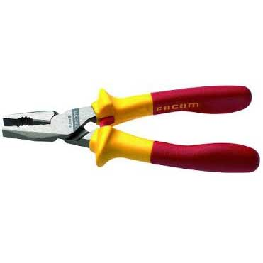 185mm COMBINATION PLIERS INSULATED