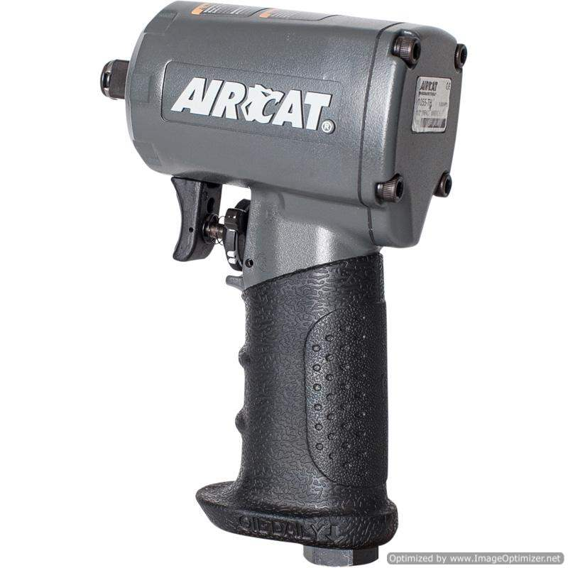 Aircat Air Impact Wrench Compact 3/8 Dr