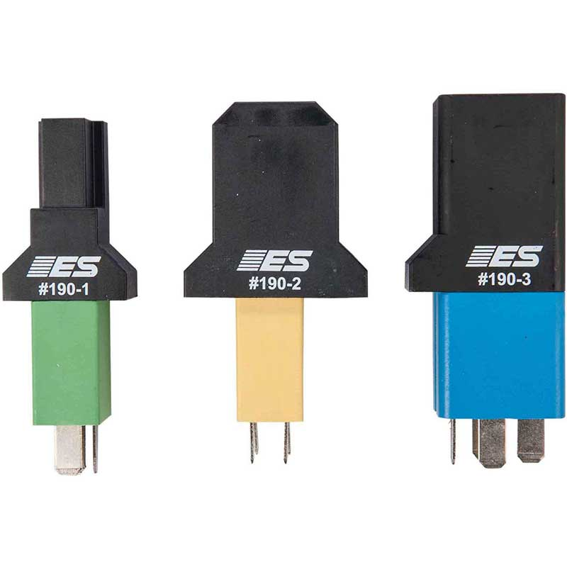 ESI Shielded Relay Adaptor Set