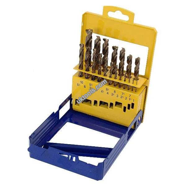 Drill Set Turbomax 19pc