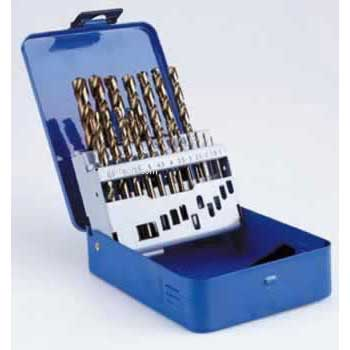 Drill Set 19pc Cobalt