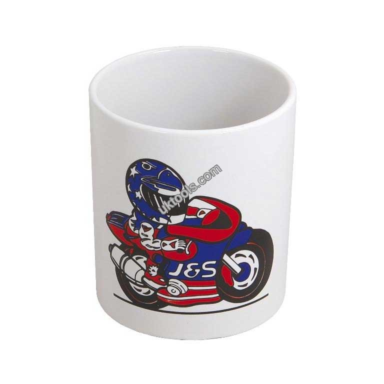 Motorcycle Design Mug