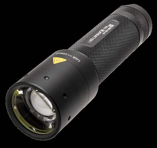 Ledlenser LED I7R Rechargeable Compact Torch